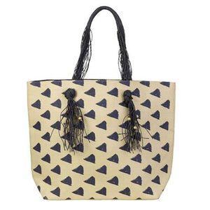 PANIER - SAC DE PLAGE Beco sac de plage coton/polyester beige