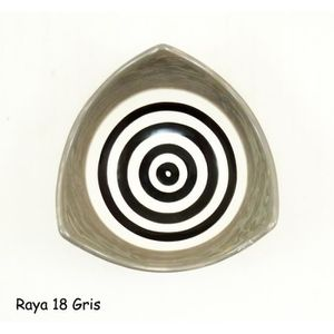 SALADIER Petit ramequin pico g. - Couleur:Raya-18-gris