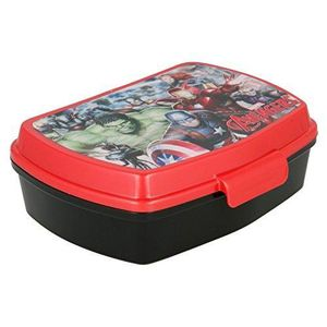 LUNCH BOX - BENTO  Mgs33 Boite a gouter rectangulaire avengers, Compo