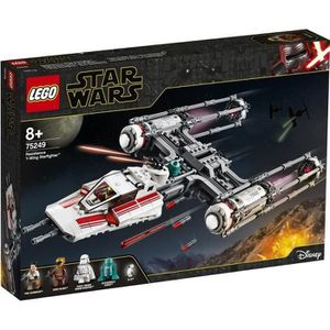 ASSEMBLAGE CONSTRUCTION LEGO® Star Wars™ 75249 Y-Wing Starfighter™ de la R
