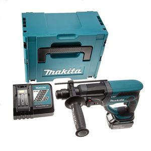 BURINEUR - PERFORATEUR MAKITA Perforateur burineur SDS+ DHR202RM1J avec 1