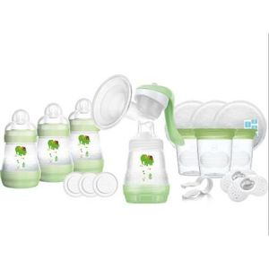 TROUSSE ALLAITEMENT Mam Breastfeeding Starter Set