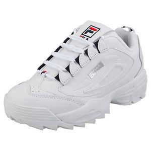 BASKET Baskets - Fila - Disruptor 3 - Femme - Blanc