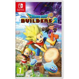JEU NINTENDO SWITCH Dragon Quest Builders 2 Switch + 1 Porte Clé Offer