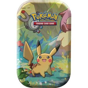 CARTE A COLLECTIONNER POKEMON - Mini Tin - 2 boosters (20 cartes) - Modè