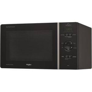 MICRO-ONDES WHIRLPOOL MCP347NB-Micro ondes combiné grill noir-