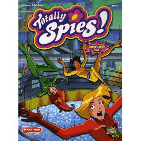 TOTALLY SPIES T3 OPERATION S-EAU-S