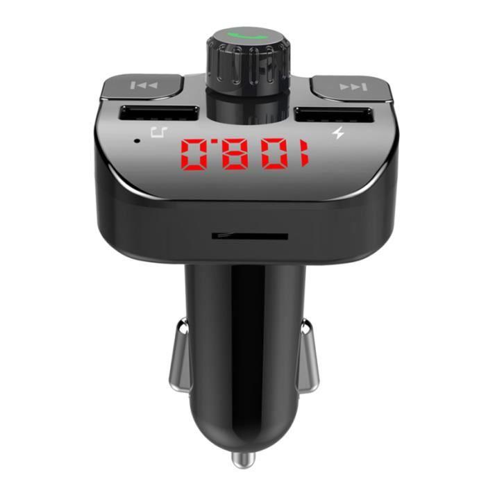 1 Pc lecteur FM carte TF Durable USB connecter MP3 multifonction Audio multimédia pour véhicule voiture AUTORADIO