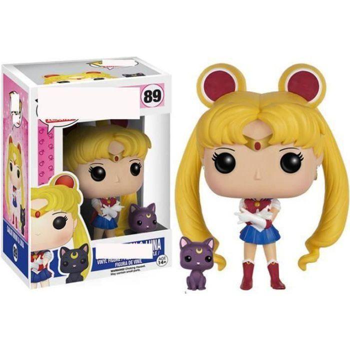 aicy®Figurine Funko Pop! Sailor Moon & Luna
