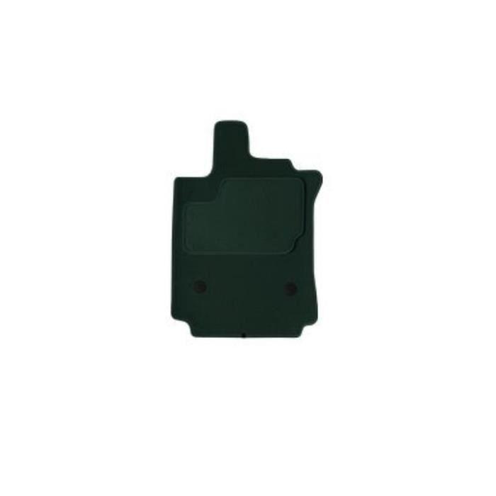 Tapis Ford TRANSIT Connect Utilitaire - 2 Avants (du 06.06 au ce jour) Tapis ETILE VERT sur mesure. SKU:201118_1027 REF: