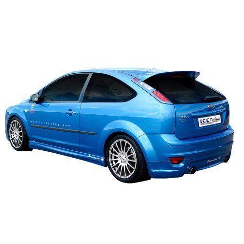 Autostyle iS0932 spoiler de toit pour ford focus modèles à partir de 2005, wRC-design: look - TS FO09