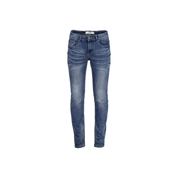 DEELUXE Jeans slim CARLOS Stone Used