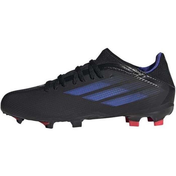 Chaussures Adidas X Speedflow.3 Fg noir enfant
