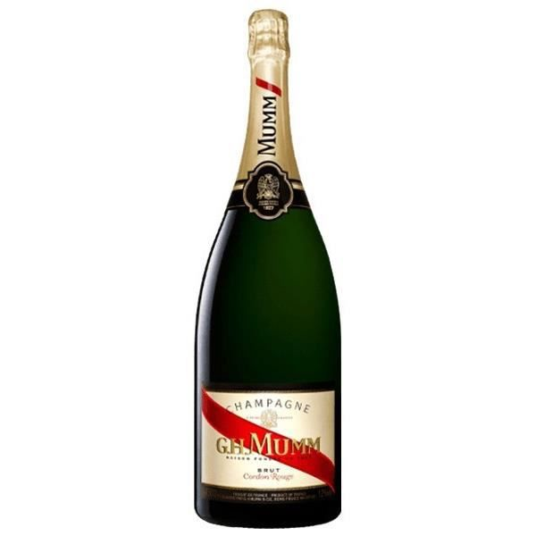 Mumm Cordon Rouge Magnum - Champagne