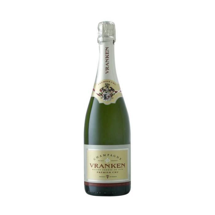 Champagne Vranken Premier Cru Brut - 75 cl