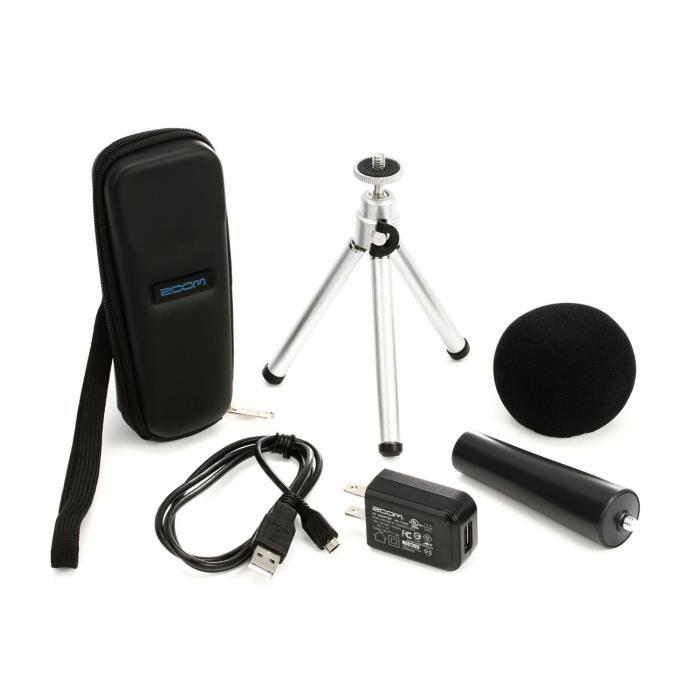 Pack d'accessoires pour enregistreur Zoom H1N