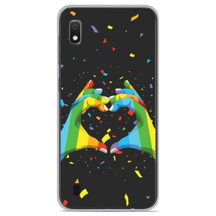 Coque pour smartphone compatible Samsung Galaxy A1