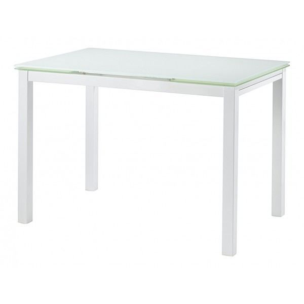 Table repas rectangulaire 110 cm extensible jul achat Table a manger rectangulaire extensible