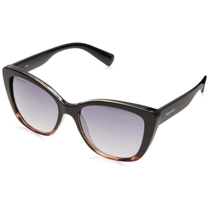 e6479f3a032d33 Fastrack Gradient Square Sunglasses p368bk2f55black Color JJHYI ...