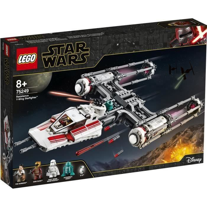 Photo de lego-star-wars-75249-y-wing-starfighter-de-la