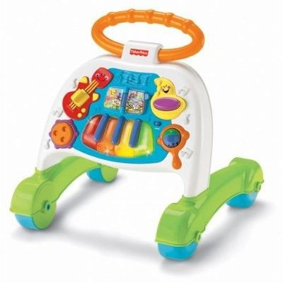 Fisher price trotteur musical 2 en 1 achat vente table jouet d 39 activit cdiscount for Chaise 4 en 1 fisher price