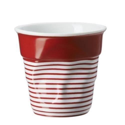 REVOL Gobelet Froisse Cappuccino 18 Cl Rose