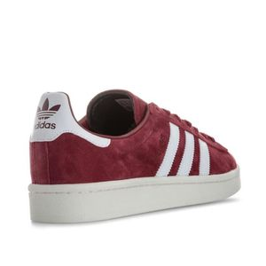 Originals adidas pour Campus rouge Baskets homme en xawpR