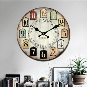 horloge murale sans bruit achat vente horloge murale sans bruit pas cher soldes d s le 10. Black Bedroom Furniture Sets. Home Design Ideas