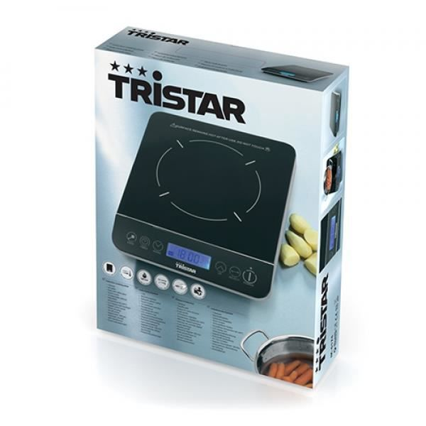 tristar plaque induction individuelle cran lcd. Black Bedroom Furniture Sets. Home Design Ideas