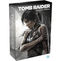 JEUX PLAYSTATION 3 TOMB RAIDER : SURVIVAL EDITION / PS3