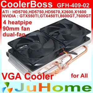VENTILATION  Double 90 Mm Ventilateur, 4 Heatpipe, Gtx980 970,