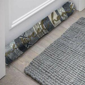 tesa Calfeutrer Bourrelet Bas de Portes textile 120 cm