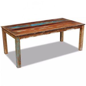 TABLE À MANGER SEULE ICAVERNE serie Tables de salle a manger et de cuis