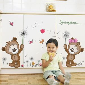 STICKERS Vinyle amovible Stickers muraux Nursery Stickers E