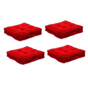 coussin d coratif rouge achat vente coussin d coratif. Black Bedroom Furniture Sets. Home Design Ideas
