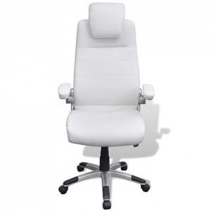 CHAISE DE BUREAU Fauteuil chaise siège de bureau pivotant réglable