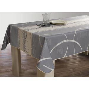 nappe pour table ovale achat vente nappe pour table. Black Bedroom Furniture Sets. Home Design Ideas