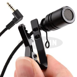 MICROPHONE Mini Micro Cravate 3.5mm Audio Jack, Microphone la