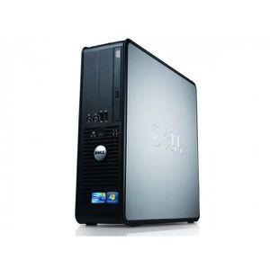 ORDI BUREAU RECONDITIONNÉ Dell - Windows 7 - Core Duo 2GB 80GB - Clavier-Sou