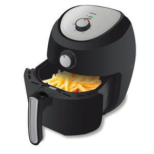 FRITEUSE ELECTRIQUE Inventum GF552HL, Hot air fryer, 5,5 L, 1,6 kg, 80