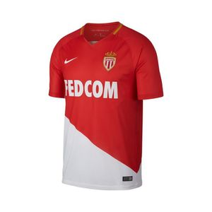 Maillot Domicile AS Monaco gilet