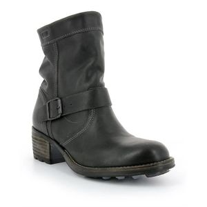 BOTTINE Bottines cuir PLDM by PALLADIUM CLUE CMR Grey