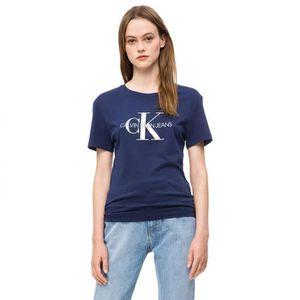T-SHIRT vêtements femme t-shirts calvin klein j20j207963.