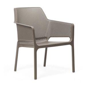 Ensemble table et chaise de jardin Fauteuil exterieur design pour jardins et terrasse
