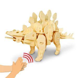 PUZZLE Robotime Jouets dinosaures pour garçons de 6, 7, 8