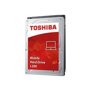 DISQUE DUR INTERNE Toshiba Disque Dur interne L200 2,5'' Bulk - 1 To