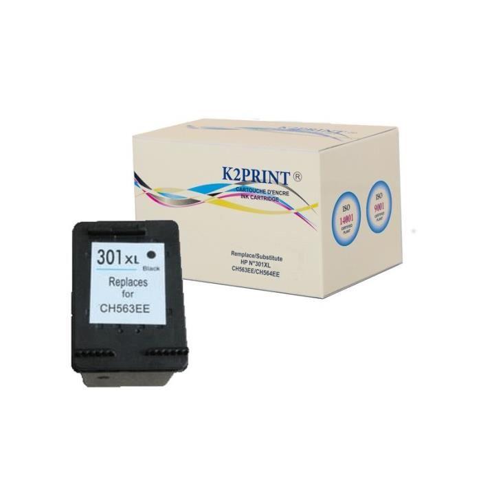 cartouche encre Noir pour imprimante HP ENVY 5530