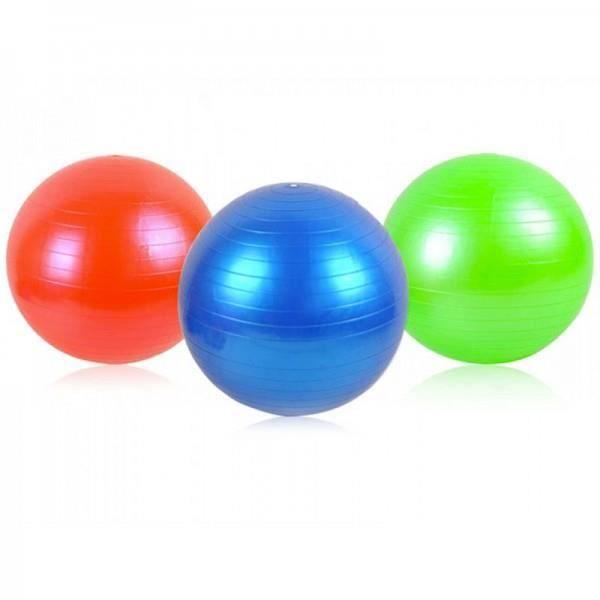 Ballon Fitness yoga pilates gym + pompe 65 cm