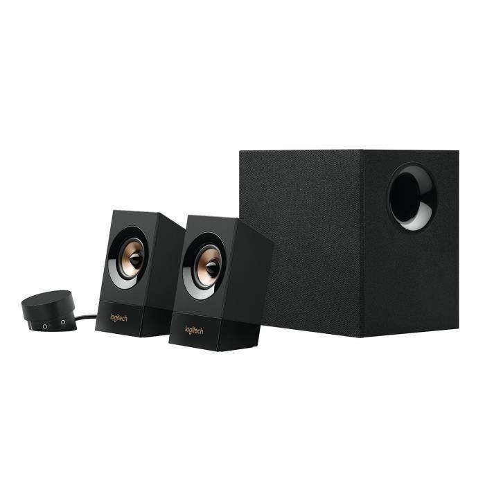 Logitech Z533 980-001055 Enceintes PC-Stations MP3 RMS 15 W