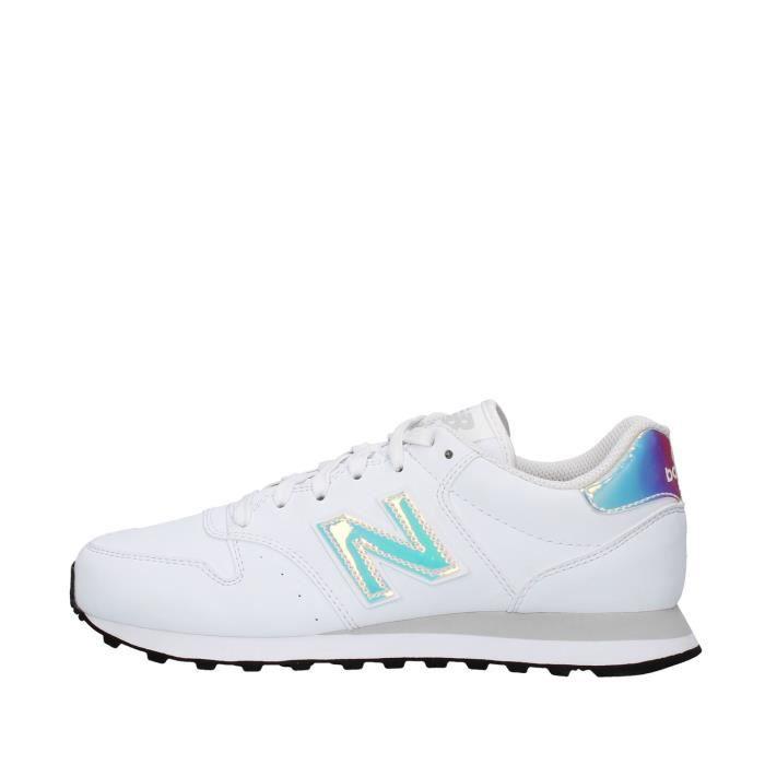 New Balance GW500MF1 chaussures de tennis faible Femme BLANC